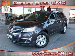 2014 Chevrolet Traverse SUV for sale in Victorville for $28,993 with 29,870 miles.