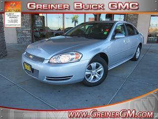 2012 Chevrolet Impala Sedan for sale in Victorville for $16,993 with 28,694 miles.