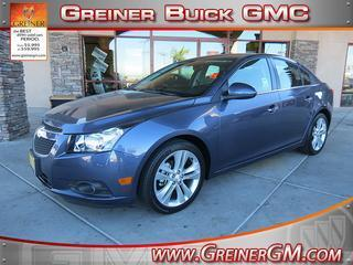 2014 Chevrolet Cruze Sedan for sale in Victorville for $18,993 with 15,857 miles.
