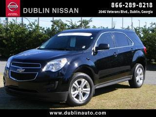 2012 Chevrolet Equinox SUV for sale in Dublin for $19,988 with 21,206 miles.