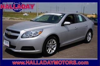 2013 Chevrolet Malibu Sedan for sale in Cheyenne for $20,965 with 42,066 miles.