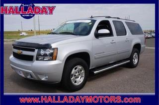 2013 Chevrolet Suburban SUV for sale in Cheyenne for $46,965 with 8,879 miles.
