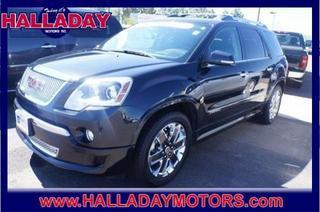 2012 GMC Acadia SUV for sale in Cheyenne for $38,965 with 28,289 miles.