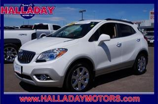 2013 Buick Encore SUV for sale in Cheyenne for $28,965 with 10,917 miles.