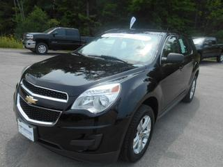 2011 Chevrolet Equinox SUV for sale in Middlebury for $19,900 with 32,635 miles.