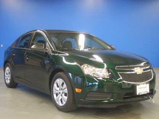 2014 Chevrolet Cruze Sedan for sale in Fairbanks for $18,999 with 3,871 miles.