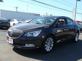2014 Buick LaCrosse Sedan for sale in East Rutherford for $27,895 with 8,576 miles.