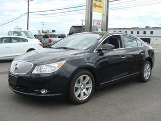 2011 Buick LaCrosse Sedan for sale in East Rutherford for $19,995 with 22,490 miles.