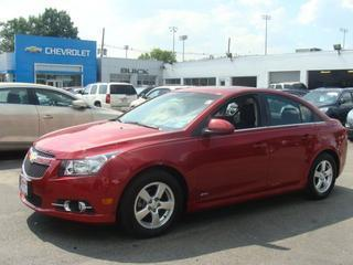 2012 Chevrolet Cruze Sedan for sale in East Rutherford for $14,988 with 18,610 miles.