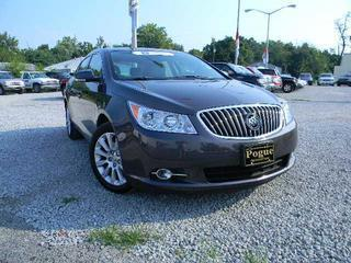 2013 Buick LaCrosse Sedan for sale in Powderly for $26,990 with 22,379 miles.