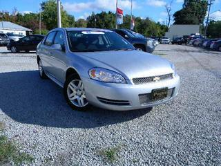 2012 Chevrolet Impala Sedan for sale in Powderly for $14,990 with 44,441 miles.