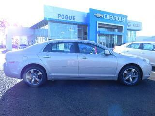 2012 Chevrolet Malibu Sedan for sale in Powderly for $14,990 with 47,390 miles.