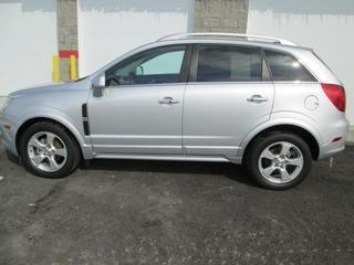 2013 Chevrolet Captiva Sport SUV for sale in Powderly for $19,990 with 24,995 miles.