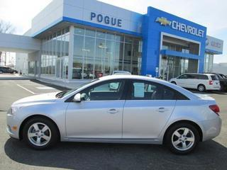 2014 Chevrolet Cruze Sedan for sale in Powderly for $19,990 with 26,433 miles.