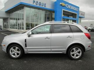 2014 Chevrolet Captiva Sport SUV for sale in Powderly for $24,990 with 26,083 miles.