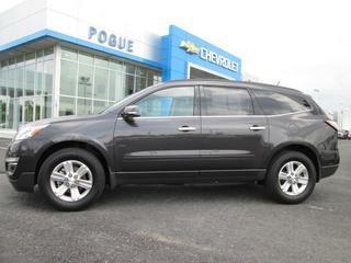 2014 Chevrolet Traverse SUV for sale in Powderly for $29,990 with 21,748 miles.