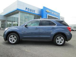 2012 Chevrolet Equinox SUV for sale in Powderly for $17,990 with 70,840 miles.