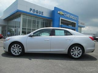 2013 Chevrolet Malibu Sedan for sale in Powderly for $18,990 with 33,852 miles.