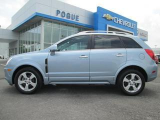 2014 Chevrolet Captiva Sport SUV for sale in Powderly for $21,990 with 22,885 miles.