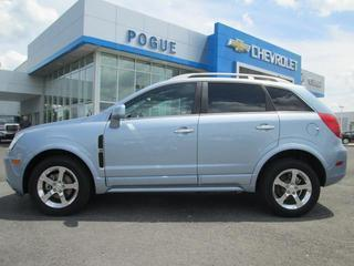 2013 Chevrolet Captiva Sport SUV for sale in Powderly for $17,990 with 42,038 miles.