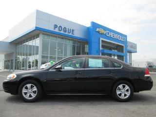 2012 Chevrolet Impala Sedan for sale in Powderly for $13,990 with 37,166 miles.
