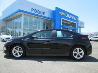 2013 Chevrolet Volt Base Hatchback for sale in Powderly for $23,990 with 28,288 miles.