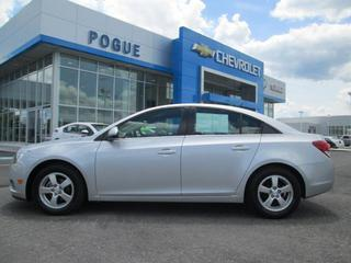 2013 Chevrolet Cruze Sedan for sale in Powderly for $13,990 with 58,480 miles.
