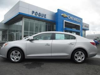 2011 Buick LaCrosse Sedan for sale in Powderly for $14,990 with 68,061 miles.