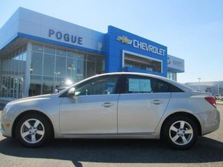 2013 Chevrolet Cruze Sedan for sale in Powderly for $14,990 with 39,729 miles.