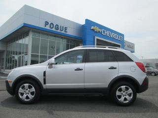2014 Chevrolet Captiva Sport SUV for sale in Powderly for $17,990 with 24,639 miles.