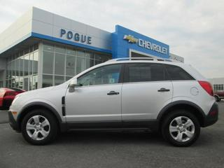 2013 Chevrolet Captiva Sport SUV for sale in Powderly for $16,990 with 38,055 miles.