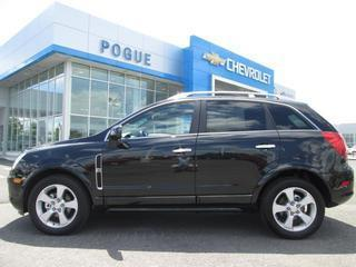 2014 Chevrolet Captiva Sport SUV for sale in Powderly for $20,990 with 7,876 miles.