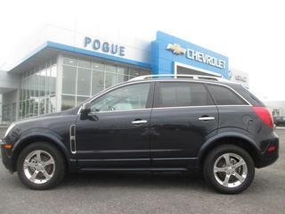 2014 Chevrolet Captiva Sport SUV for sale in Powderly for $17,990 with 28,917 miles.