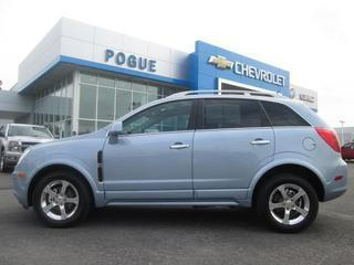 2014 Chevrolet Captiva Sport SUV for sale in Powderly for $17,990 with 30,732 miles.
