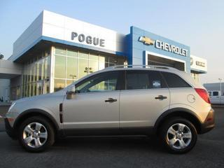 2014 Chevrolet Captiva Sport SUV for sale in Powderly for $17,990 with 25,449 miles.
