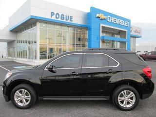 2012 Chevrolet Equinox SUV for sale in Powderly for $19,900 with 48,856 miles.