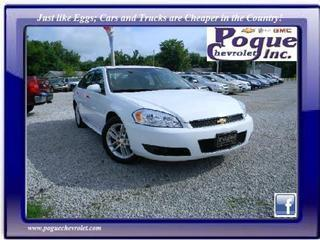 2012 Chevrolet Impala Sedan for sale in Powderly for $19,990 with 20,609 miles.
