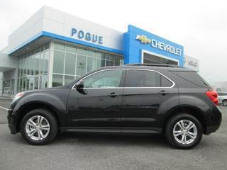 2013 Chevrolet Equinox SUV for sale in Powderly for $21,990 with 25,775 miles.