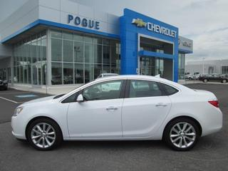 2013 Buick Verano Sedan for sale in Powderly for $20,990 with 7,500 miles.