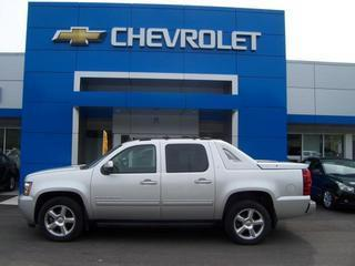 2011 Chevrolet Avalanche Crew Cab Pickup for sale in Crivitz for $32,995 with 41,350 miles.