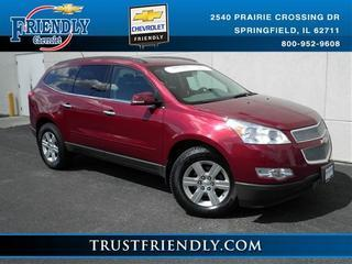 2011 Chevrolet Traverse SUV for sale in Springfield for $22,990 with 65,848 miles.