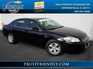2013 Chevrolet Impala Sedan for sale in Springfield for $16,994 with 32,247 miles.