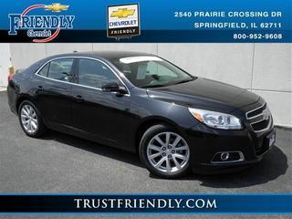2013 Chevrolet Malibu Sedan for sale in Springfield for $19,667 with 41,738 miles.