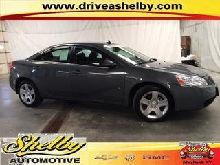 2009 Pontiac G6 Sedan for sale in Mayfield for $15,850 with 10,589 miles.