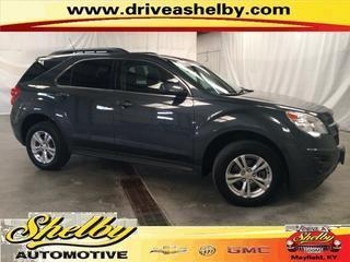 2011 Chevrolet Equinox SUV for sale in Mayfield for $19,891 with 41,112 miles.