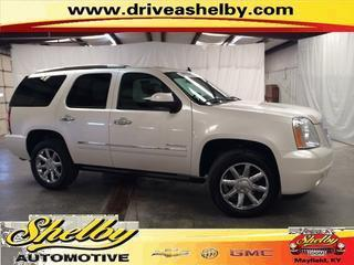 2011 GMC Yukon SUV for sale in Mayfield for $39,664 with 52,882 miles.