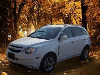 2013 Chevrolet Captiva Sport SUV for sale in Pittsburgh for $21,900 with 13,650 miles.