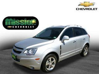 2013 Chevrolet Captiva Sport SUV for sale in El Paso for $21,999 with 26,873 miles.
