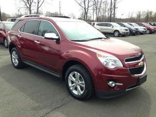 2011 Chevrolet Equinox SUV for sale in Clifton Park for $22,225 with 48,459 miles.