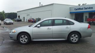 2012 Chevrolet Impala Sedan for sale in Chesaning for $15,395 with 36,212 miles.